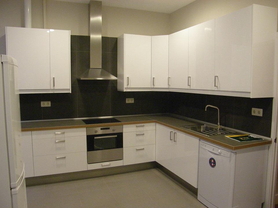Cocinas funcionales servicios de arquitectura for Cocinas funcionales